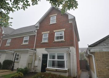 Thumbnail 4 bed terraced house to rent in Drifters Drive, Deepcut, Camberley
