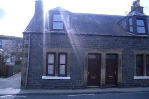 Thumbnail 2 bed semi-detached house to rent in Woodlea, Wood Street, Galashiels