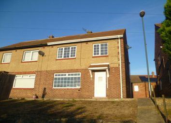 Thumbnail 3 bed semi-detached house for sale in Hedworth View, Jarrow