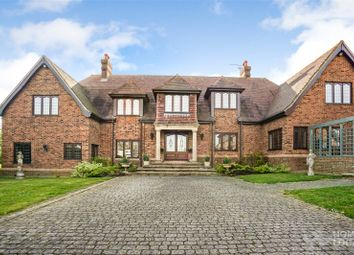 Thumbnail 5 bed detached house for sale in Foxhall Road, Steeple, Southminster