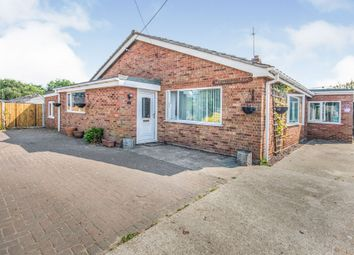 Thumbnail 5 bed detached bungalow for sale in Fakes Road, Hemsby, Great Yarmouth