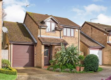 Thumbnail 4 bed detached house for sale in Coldharbour Close, Crowborough