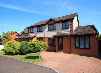 Thumbnail 4 bed semi-detached house for sale in Longdyke Place, Carronshore, Falkirk