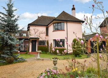 Thumbnail 4 bed detached house for sale in Honywood Road, Lexden, Colchester
