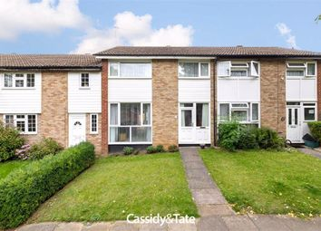 2 bed terraced house for sale in Canberra Close, St Albans, Herts AL3