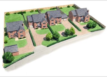Thumbnail 4 bed detached house for sale in Pear Tree Lane, Whitchurch