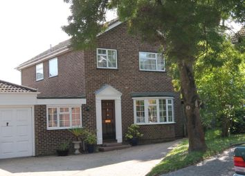 Thumbnail 4 bed detached house for sale in Claydon Gardens, Blackwater, Camberley