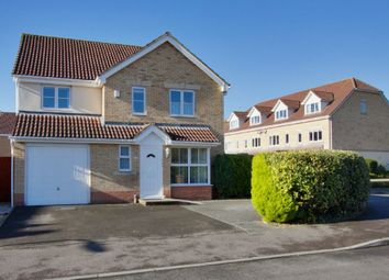 Thumbnail 4 bed detached house for sale in Hibiscus Crescent, Andover