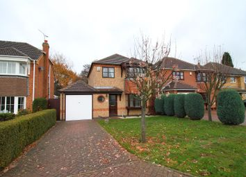 Thumbnail 3 bedroom detached house for sale in Kingfisher Close, Whitwick, Coalville