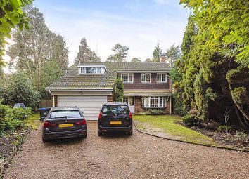 5 bed detached house for sale in Coldharbour Road, West Byfleet KT14