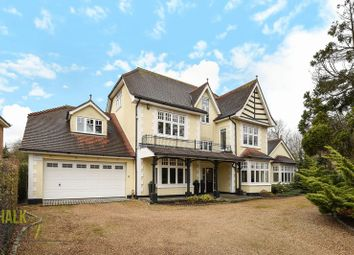 Thumbnail 6 bed detached house for sale in Ernest Road, Emerson Park