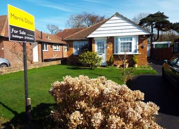 Thumbnail 3 bed bungalow for sale in Robins Close, Stubbington, Fareham