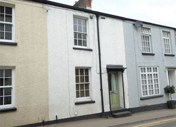 Thumbnail 2 bed terraced house for sale in Lower Church Street, Chepstow, Monmouthshire