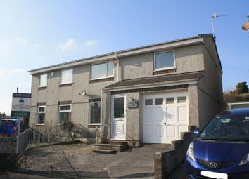 Thumbnail 3 bed semi-detached house for sale in Garden Park Close, Elburton, Plymouth