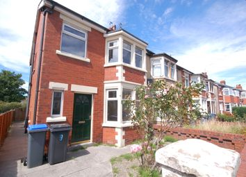 Thumbnail 3 bed end terrace house to rent in Carleton Avenue, Blackpool