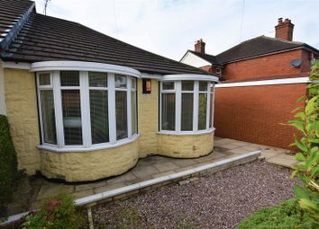 Thumbnail 2 bed semi-detached bungalow for sale in Norton Avenue, Burslem, Stoke-On-Trent