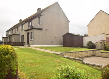 Thumbnail 2 bed semi-detached house for sale in Gordon Terrace, Invergordon