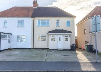 Thumbnail 3 bed semi-detached house to rent in Whitley Road, Hoddesdon