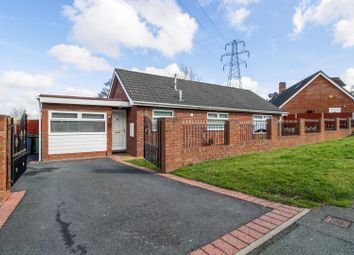 Thumbnail 2 bed detached bungalow for sale in Beach Avenue, Woodcross, Bilston