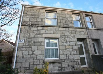 Thumbnail 3 bed semi-detached house for sale in Jubilee Terrace, Hendra Road, St Dennis, St Austell, Cornwall
