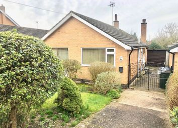Thumbnail 2 bed detached bungalow for sale in Fernwood Drive, Radcliffe-On-Trent, Nottingham