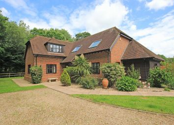 Thumbnail 4 bed detached house for sale in New Road, Landford, Salisbury