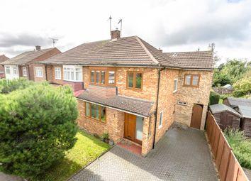 Thumbnail 4 bed semi-detached house to rent in Linkside Road, Bishop's Stortford