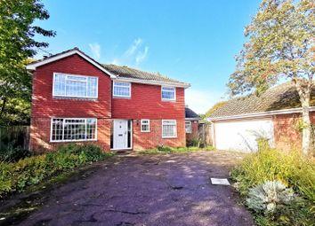 Thumbnail 4 bed detached house for sale in Warbleton Road, Chineham, Basingstoke