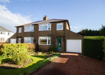 Thumbnail 3 bed semi-detached house for sale in Ryecroft Crescent, Wooler, Northumberland