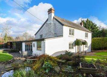 Thumbnail 4 bed cottage for sale in Steensbridge, Herefordshire