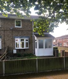 Thumbnail 3 bed end terrace house to rent in Kingfisher Close, Bradwell, Great Yarmouth