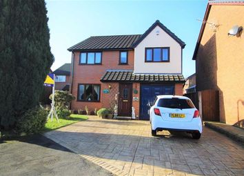 Thumbnail 4 bed detached house for sale in Maplebank, Lea, Preston