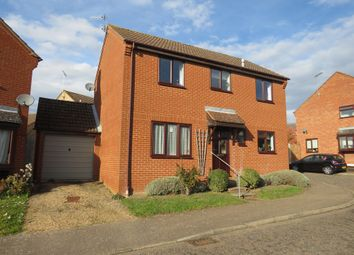 Thumbnail 4 bed detached house for sale in Pinners Way, Bury St. Edmunds