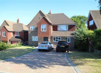 Babylon Way, Eastbourne, East Sussex BN20. 4 bed detached house
