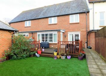 Thumbnail 3 bed terraced house for sale in Old Rectory Mews, Hamworthy, Poole