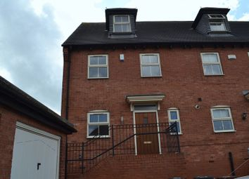 Thumbnail 4 bed semi-detached house to rent in Radleigh Grange, Woodville, Swadlincote