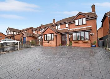 Thumbnail 5 bed detached house for sale in Mill Farm Drive, Randlay, Telford