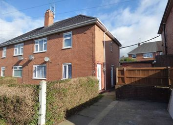Thumbnail 2 bedroom maisonette for sale in Casewell Road, Sneyd Green, Stoke-On-Trent