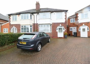 Thumbnail 3 bed semi-detached house for sale in Lawnswood Grove, Handsworth, West Midlands