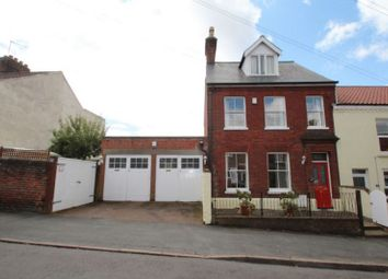 Thumbnail 4 bed terraced house for sale in Knowsley Road, Norwich