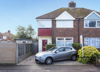 Thumbnail 3 bed semi-detached house for sale in St. Mildreds Avenue, Broadstairs