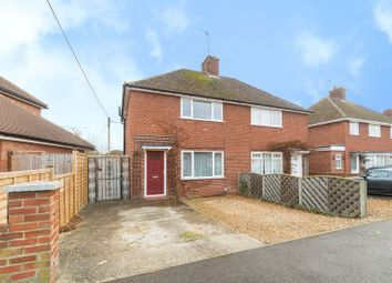 Thumbnail 2 bed semi-detached house for sale in Collingwood Avenue, Didcot