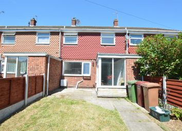 Thumbnail 3 bed terraced house for sale in Brookdale Road, Scunthorpe
