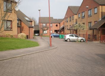 Thumbnail 1 bed flat to rent in Booth Close, Nottingham
