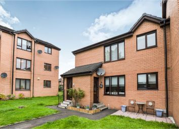 Thumbnail 2 bed flat for sale in Culrain Gardens, Glasgow