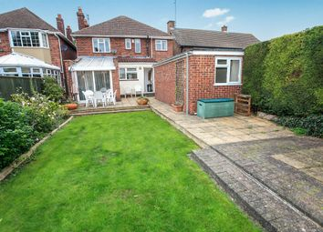 Thumbnail 4 bedroom detached house for sale in Oundle Road, Orton Longueville