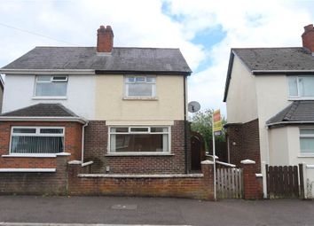 Thumbnail 2 bed semi-detached house for sale in 45, Joanmount Park, Belfast