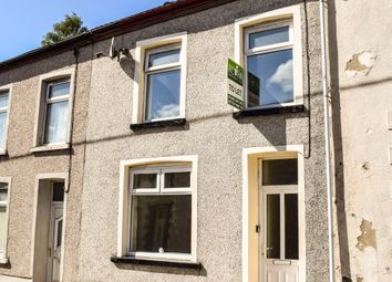 Thumbnail 3 bed terraced house to rent in Parry Street, Tylorstown
