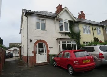 Thumbnail 3 bedroom semi-detached house to rent in Barton Road, Hereford