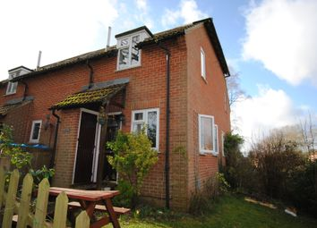 Thumbnail 1 bed detached house to rent in Hawkwell, Church Crookham, Fleet